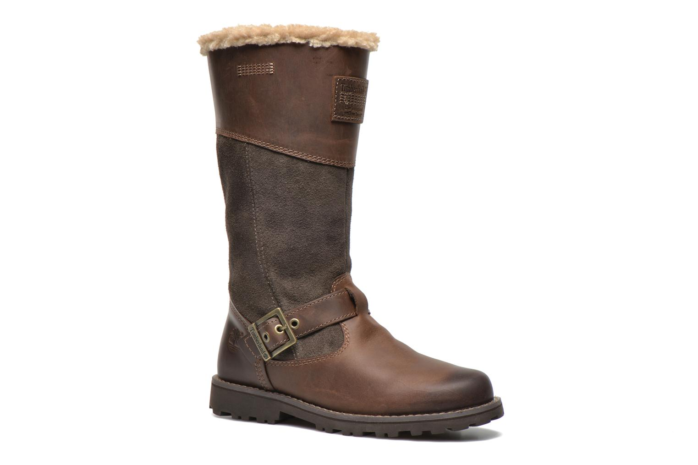 Bottines et boots Timberland Skyhaven Earthkeeper Marron vue détail/paire
