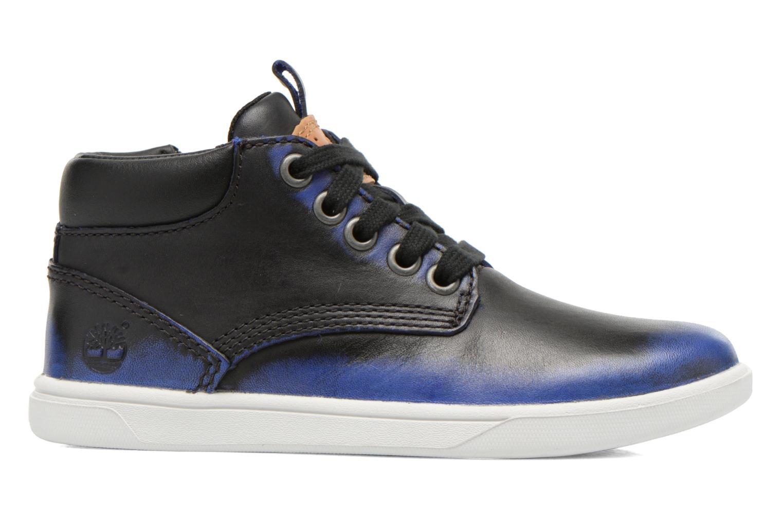 Bottines et boots Timberland Groveton Leather Chu Bleu vue derrière