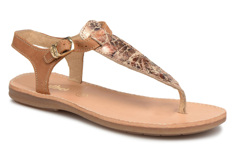 Sandali e scarpe aperte Minibel Klarice Marrone vedi dettaglio/paio