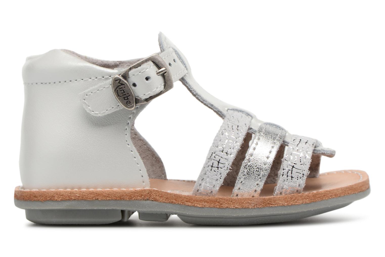 Sandali e scarpe aperte Minibel Keglae Argento immagine posteriore