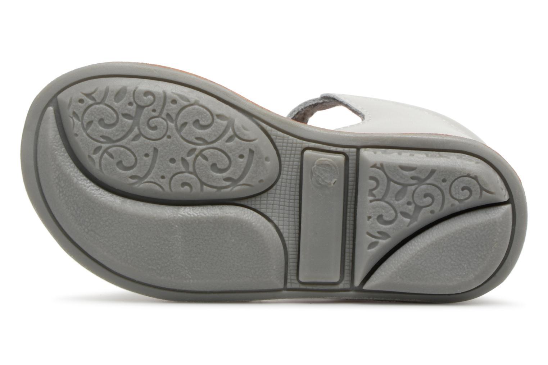 Sandali e scarpe aperte Minibel Keglae Argento immagine dall'alto