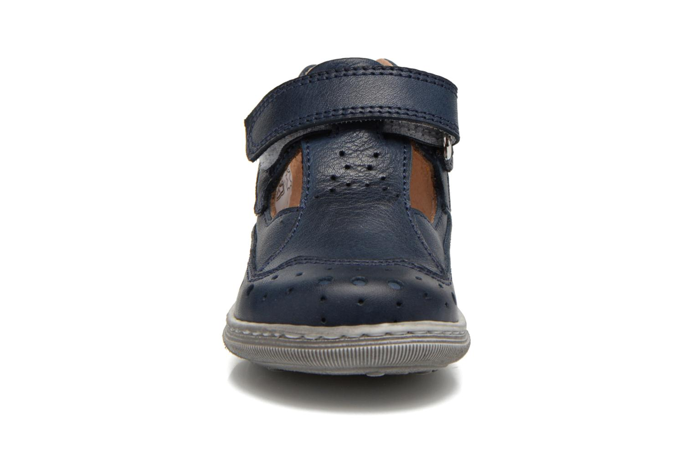 Summer boots Romagnoli Arturo Blue model view