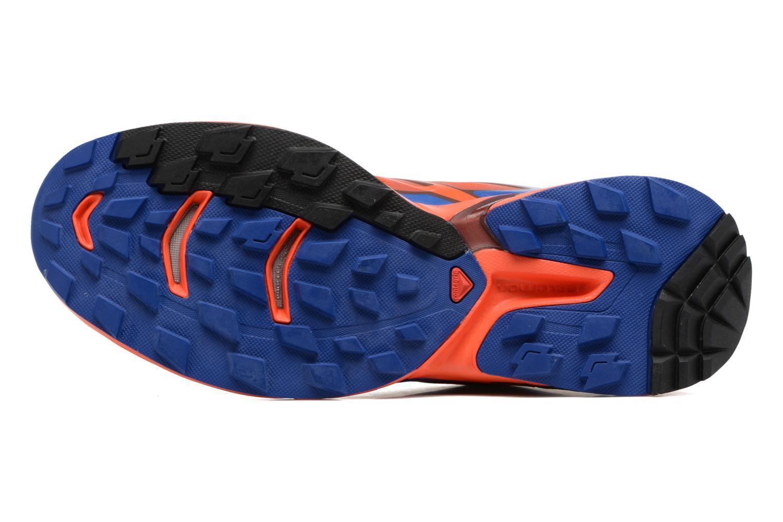 Chaussures de sport Salomon Wings Pro 2 Rouge vue haut