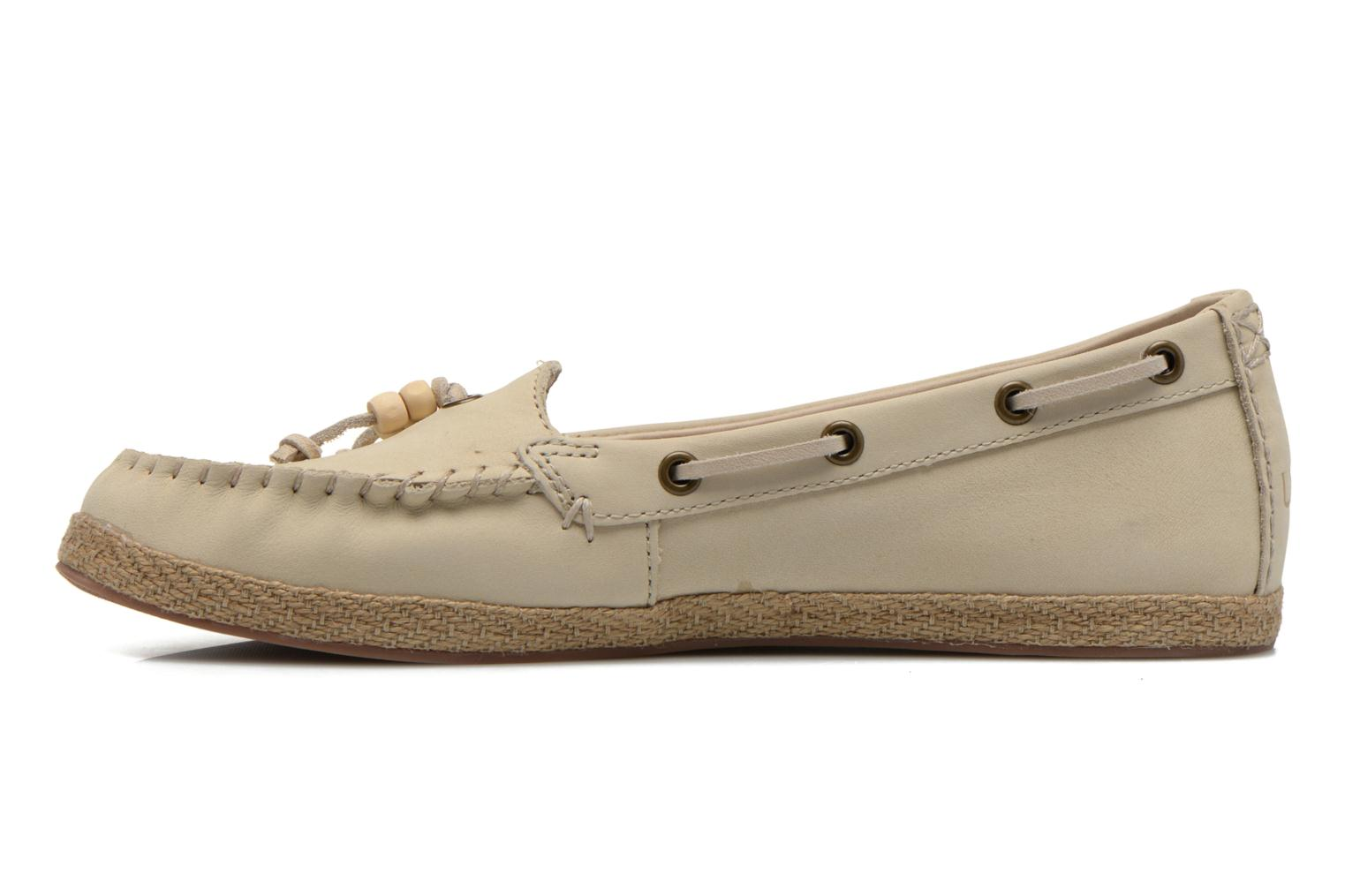 Loafers UGG Suzette Beige front view