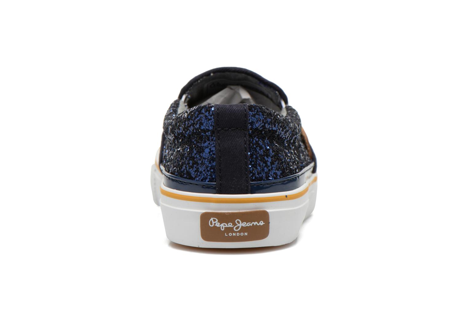 Sneakers Pepe jeans Alford Africa Multicolore immagine destra
