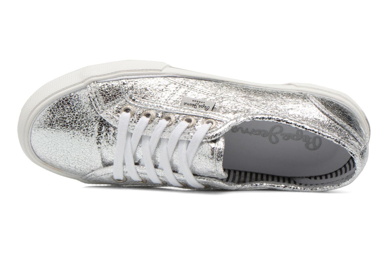 Aberlady Metal Silver