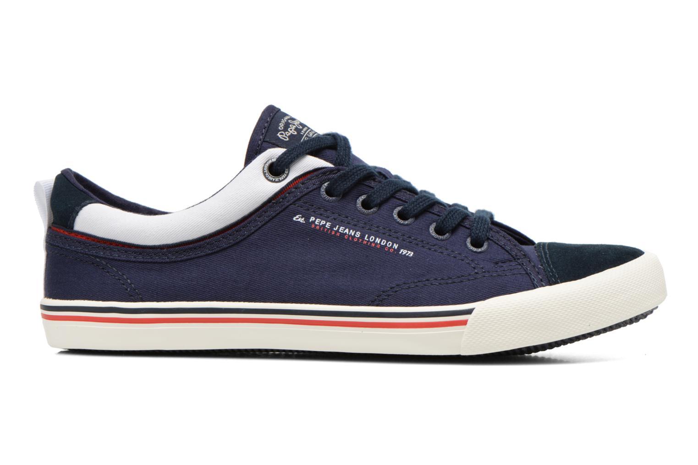 Sneakers Pepe jeans Britt Piping Azzurro immagine posteriore