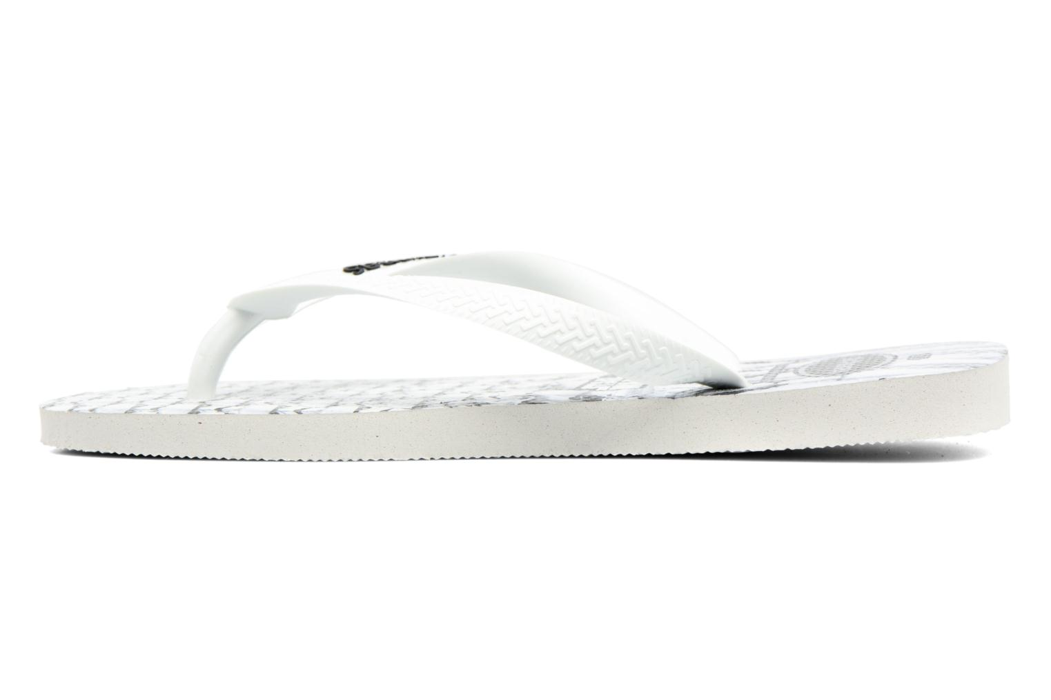 Tongs Havaianas Star Wars Blanc vue face