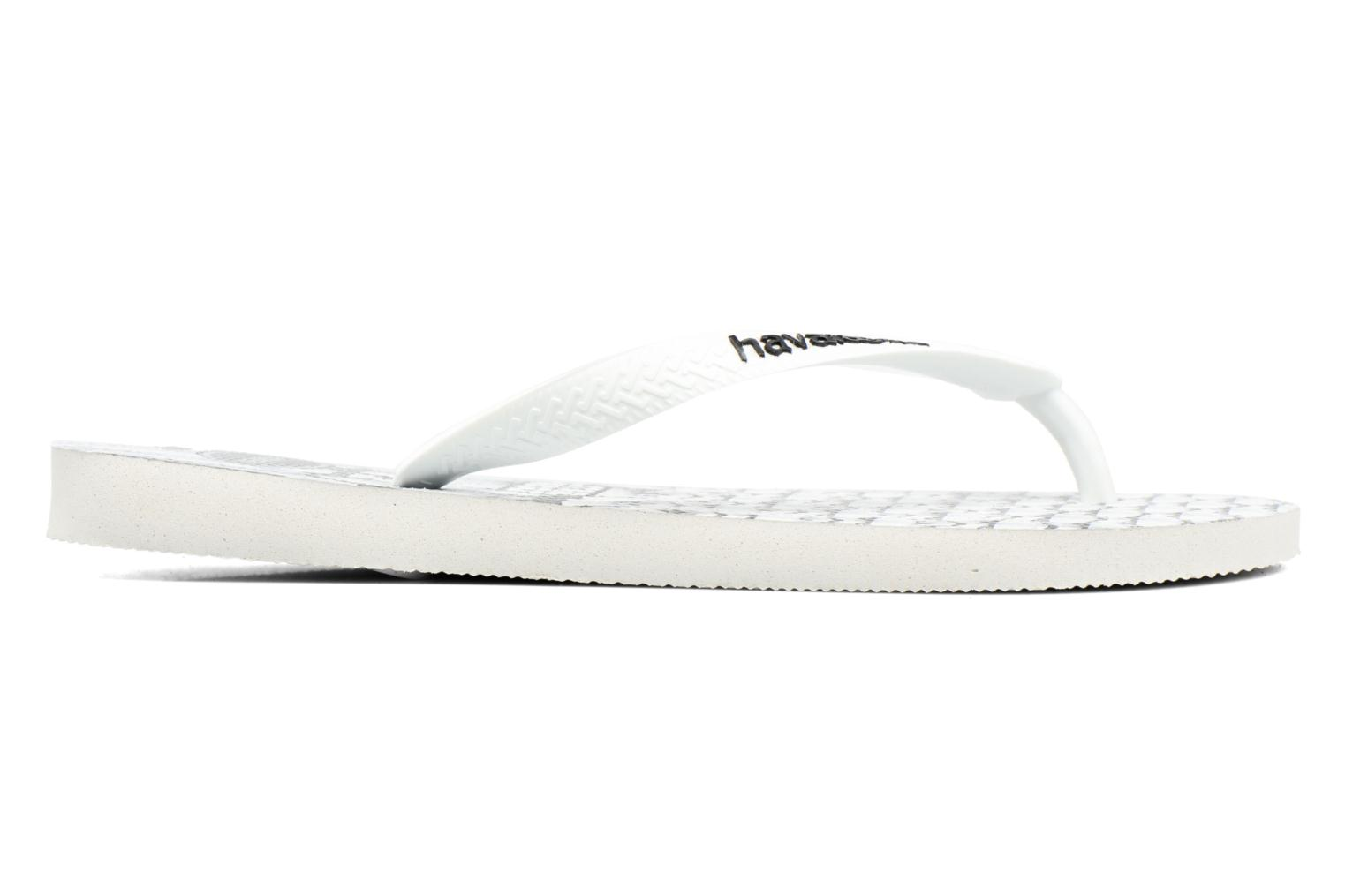 Flip flops Havaianas Star Wars White back view