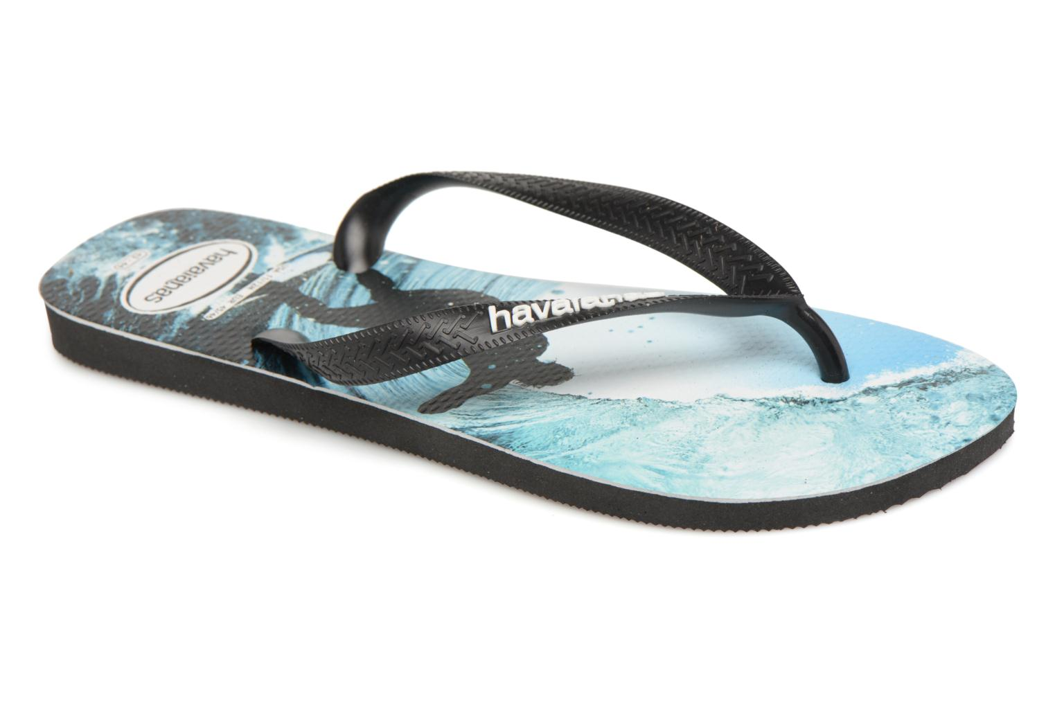 Flip flops Havaianas Top Photoprint Multicolor detailed view/ Pair view