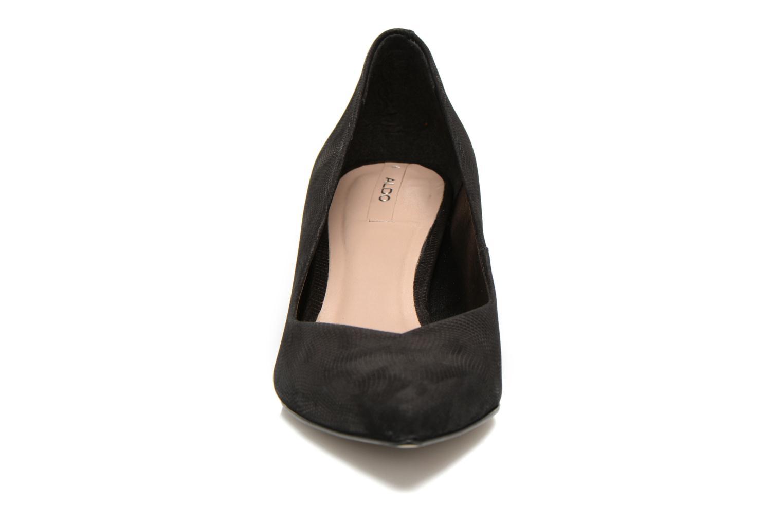Escarpins Aldo WIRASA Noir vue portées chaussures
