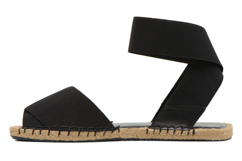 Sandales et nu-pieds Aldo CARYNN Noir vue face