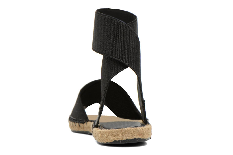 Sandales et nu-pieds Aldo CARYNN Noir vue droite
