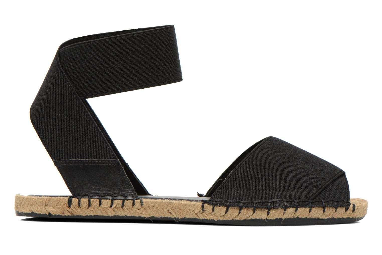 Sandales et nu-pieds Aldo CARYNN Noir vue derrière