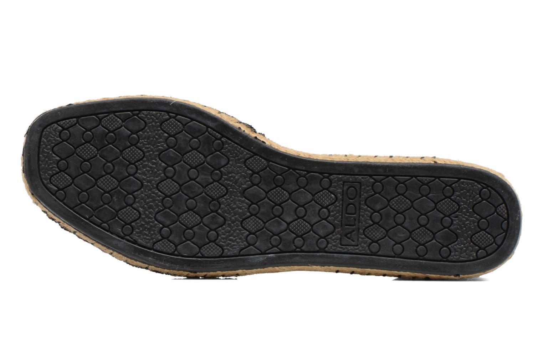 Sandales et nu-pieds Aldo CARYNN Noir vue haut