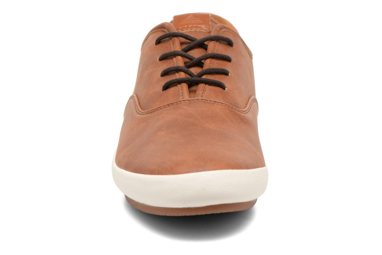 Baskets Aldo BALTHASARD Marron vue portées chaussures
