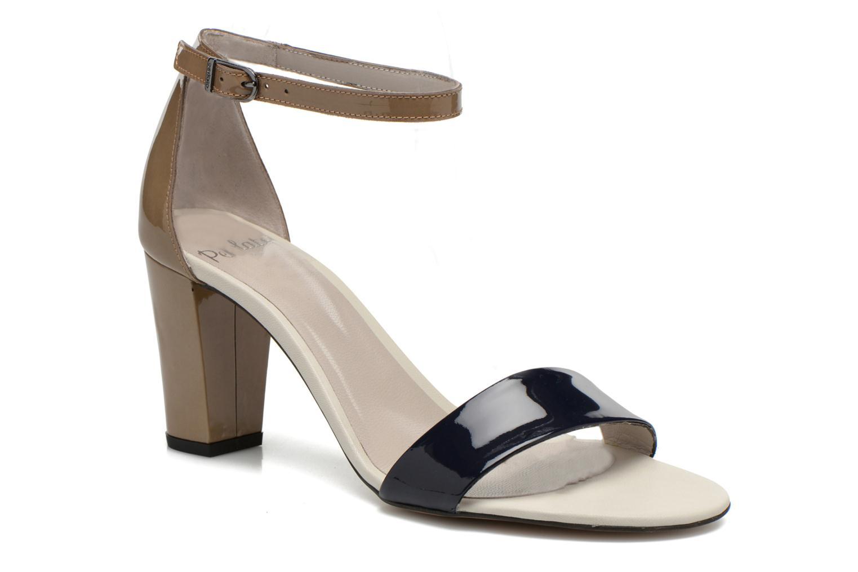 Sandalen Perlato Alicante mehrfarbig detaillierte ansicht/modell