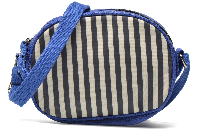 Sacs à main Paquetage Micro Sac Rayé Bleu vue détail/paire