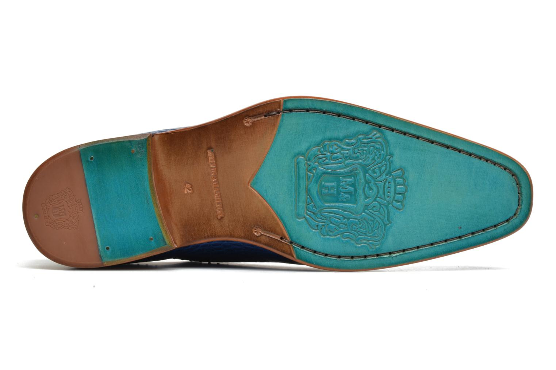 Clark 2 Croco Crust E Blue Ls Nat