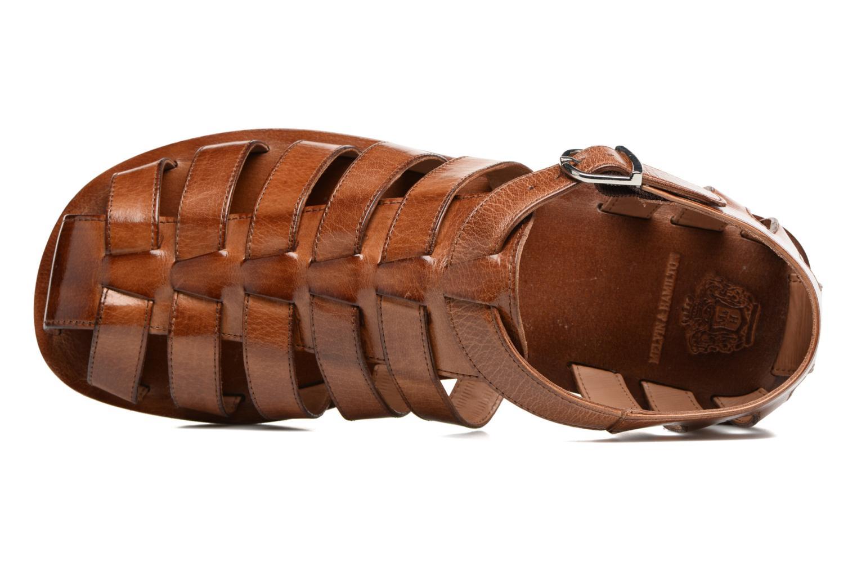 Sandales et nu-pieds Melvin & Hamilton Sam 3 Multicolore vue gauche