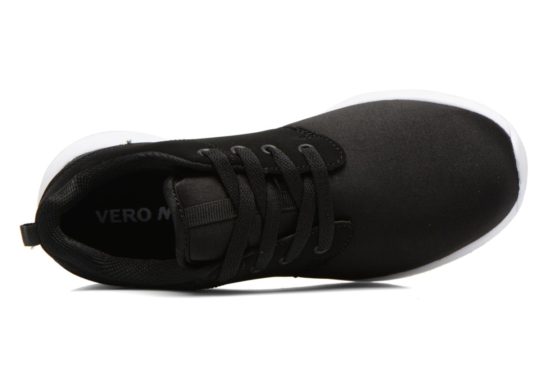 Baskets Vero Moda Lani Sneaker Noir vue gauche