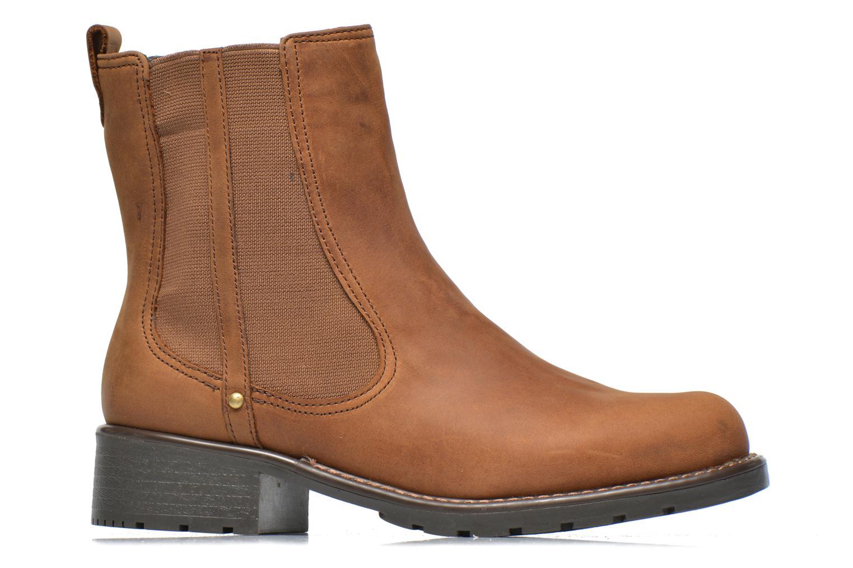 Bottines et boots Clarks Orinoco Hot Marron vue derrière