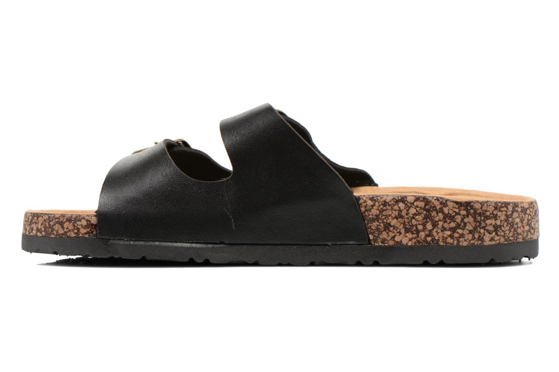 Sandalen I Love Shoes Ferdu Zwart voorkant