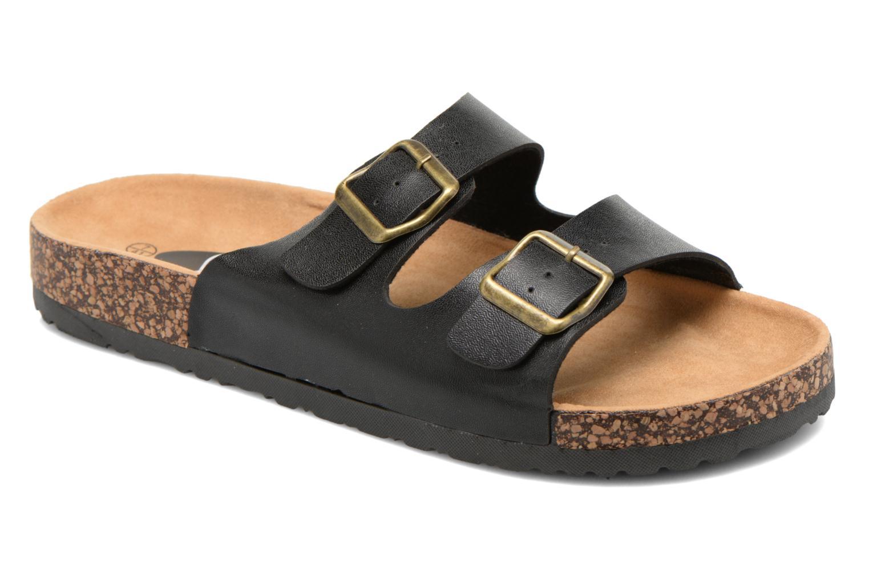 Sandalen I Love Shoes Ferdu Zwart detail