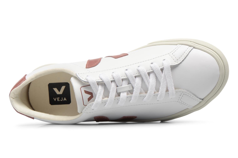 Sneakers Veja Esplar Low Viola immagine sinistra