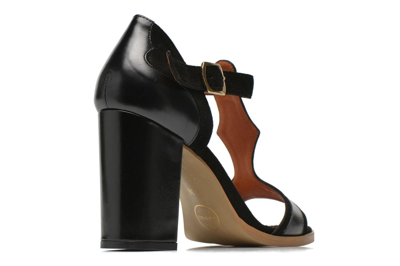 Discow Girl #7 Rodepe noir + murças noir