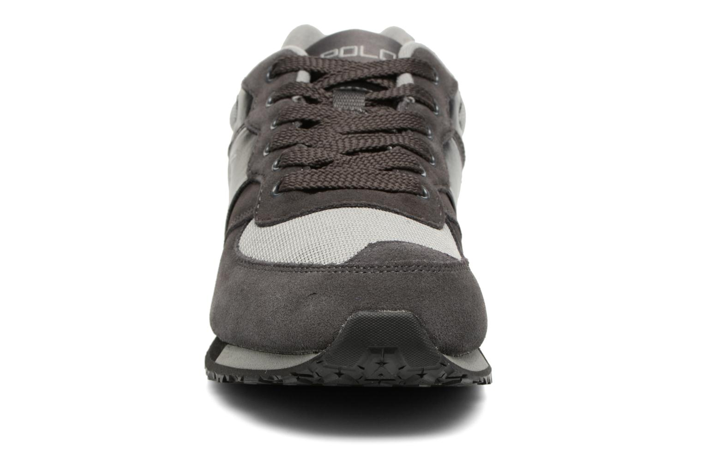 Sneakers Polo Ralph Lauren Slaton Pony Grå bild av skorna på