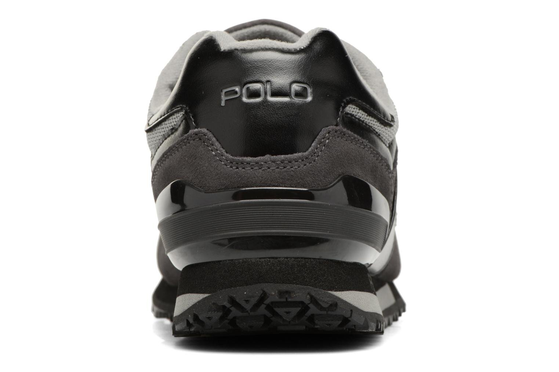 Sneakers Polo Ralph Lauren Slaton Pony Grå Bild från höger sidan