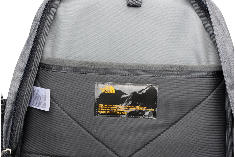 Rugzakken The North Face Borealis Grijs achterkant