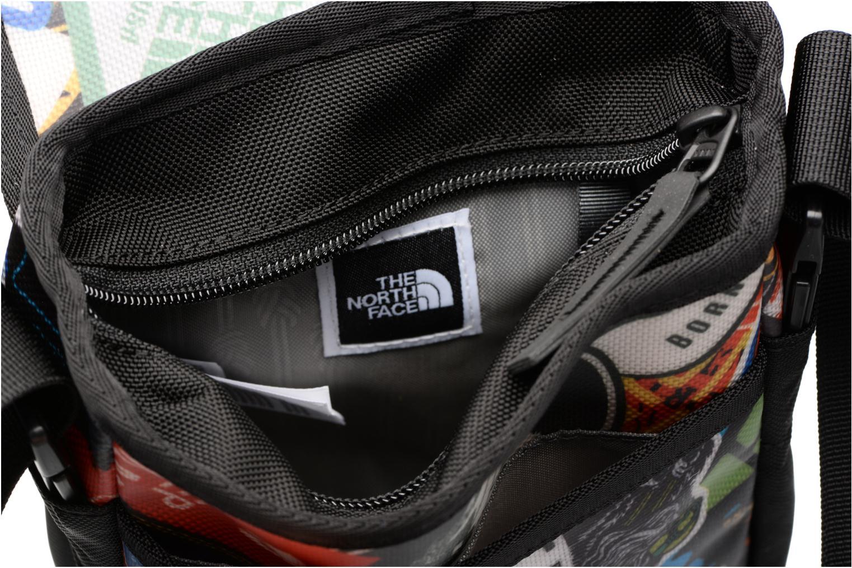 Bardu Bag TNF Red Sticker Bomb Print/TNF Black
