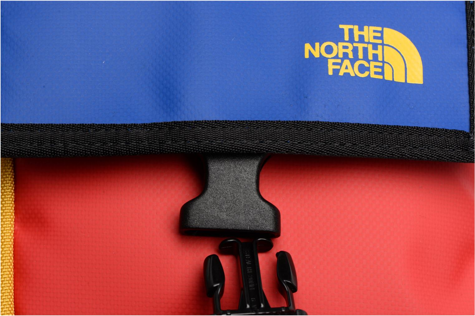 Sacs homme The North Face Bardu Bag Bleu vue gauche