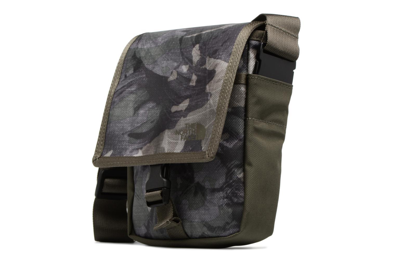 Bolsos de hombre The North Face Bardu Bag Multicolor vista del modelo