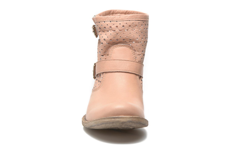 Bottines et boots Sweet Lemon L.5 Ebolo Rose vue portées chaussures