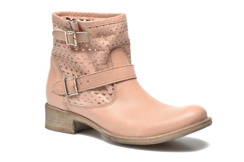 Stiefeletten & Boots Sweet Lemon L.5 Ebolo rosa detaillierte ansicht/modell