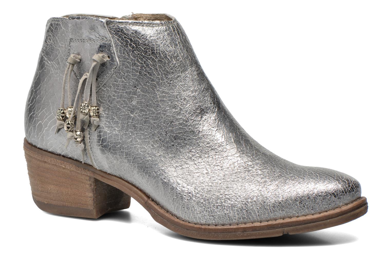 Zapatos promocionales Khrio Monteria 2 (Plateado) - Botines    Casual salvaje