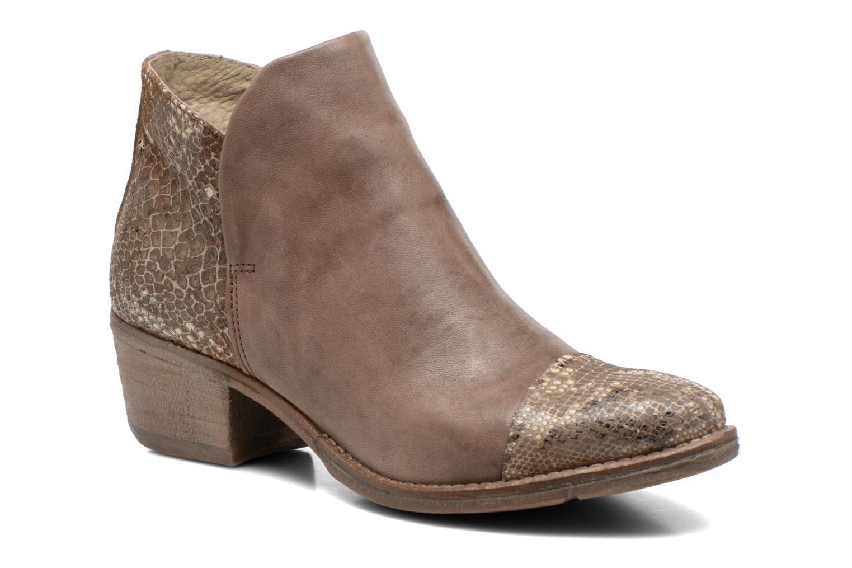 Khrio - Damen - Cucuta - Stiefeletten & Boots - beige lXl8qW