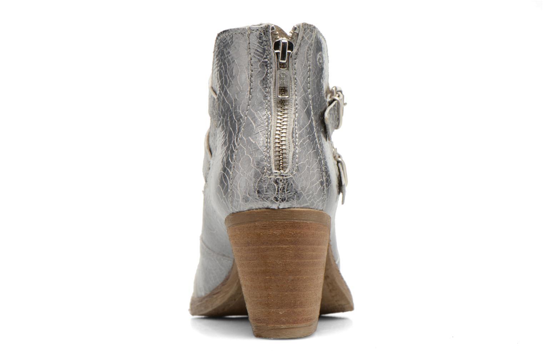Bottines et boots Khrio Yopal Argent vue droite