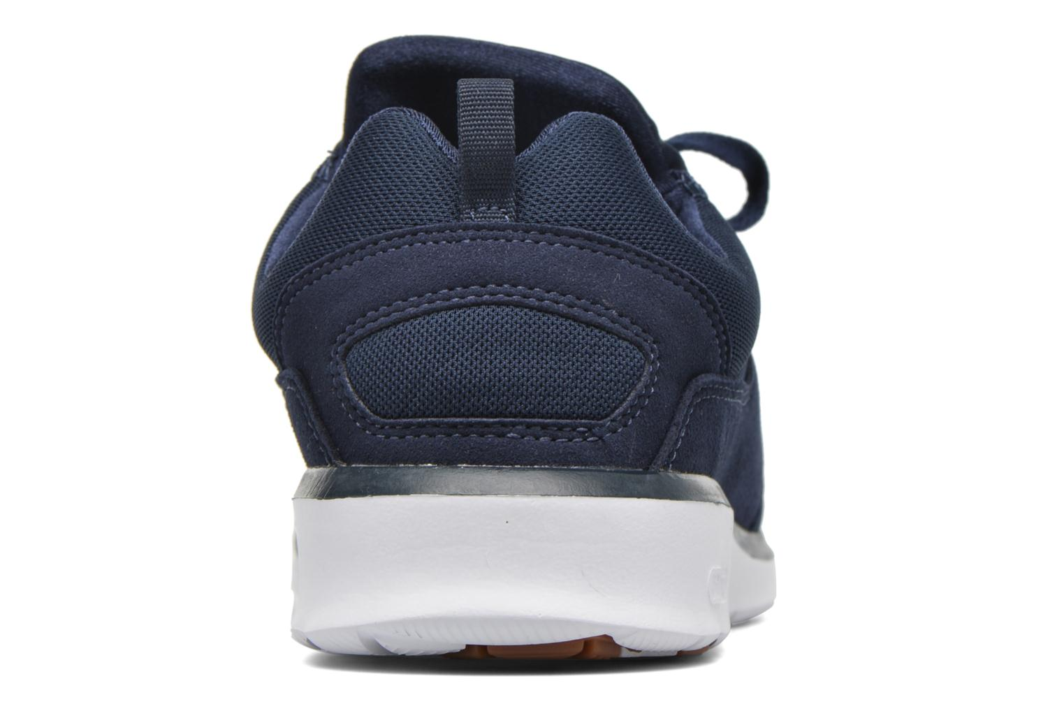 Trainers DC Shoes Heathrow Blue view from the right