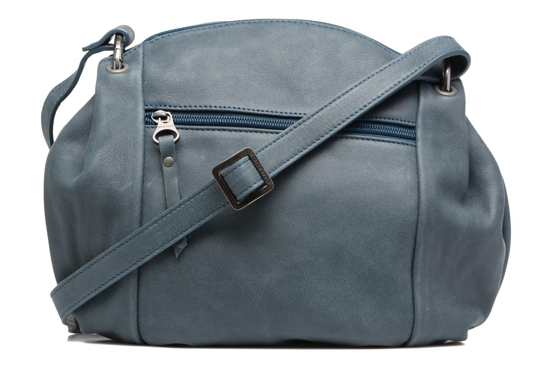 Bolsos de mano Sabrina Blanche Azul vista de frente