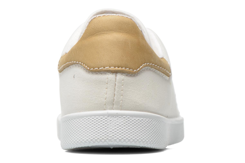 Sneakers Victoria Deportivo Basket Lona Wit rechts