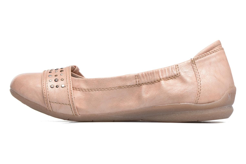 Ballerine Mustang shoes Lisle Arancione immagine frontale