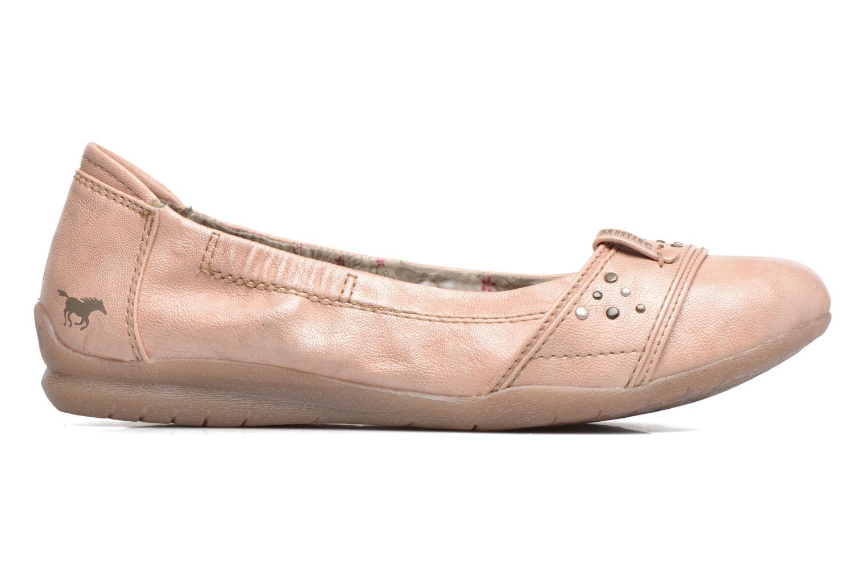 Ballerine Mustang shoes Lisle Arancione immagine posteriore