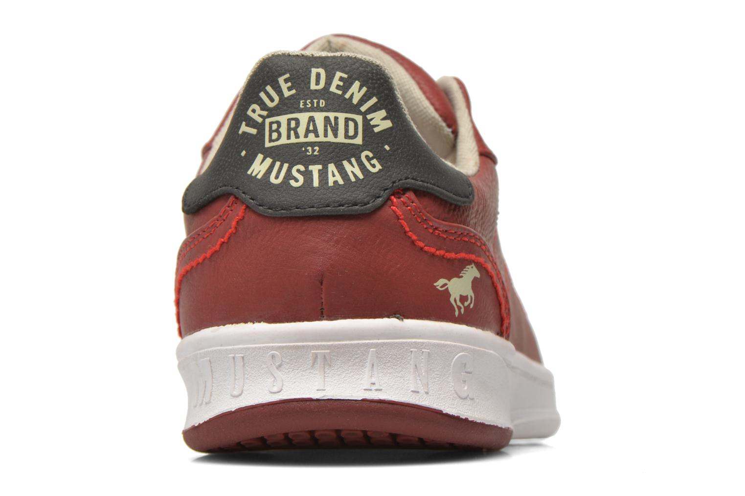 Sneakers Mustang shoes Walala Rosso immagine destra