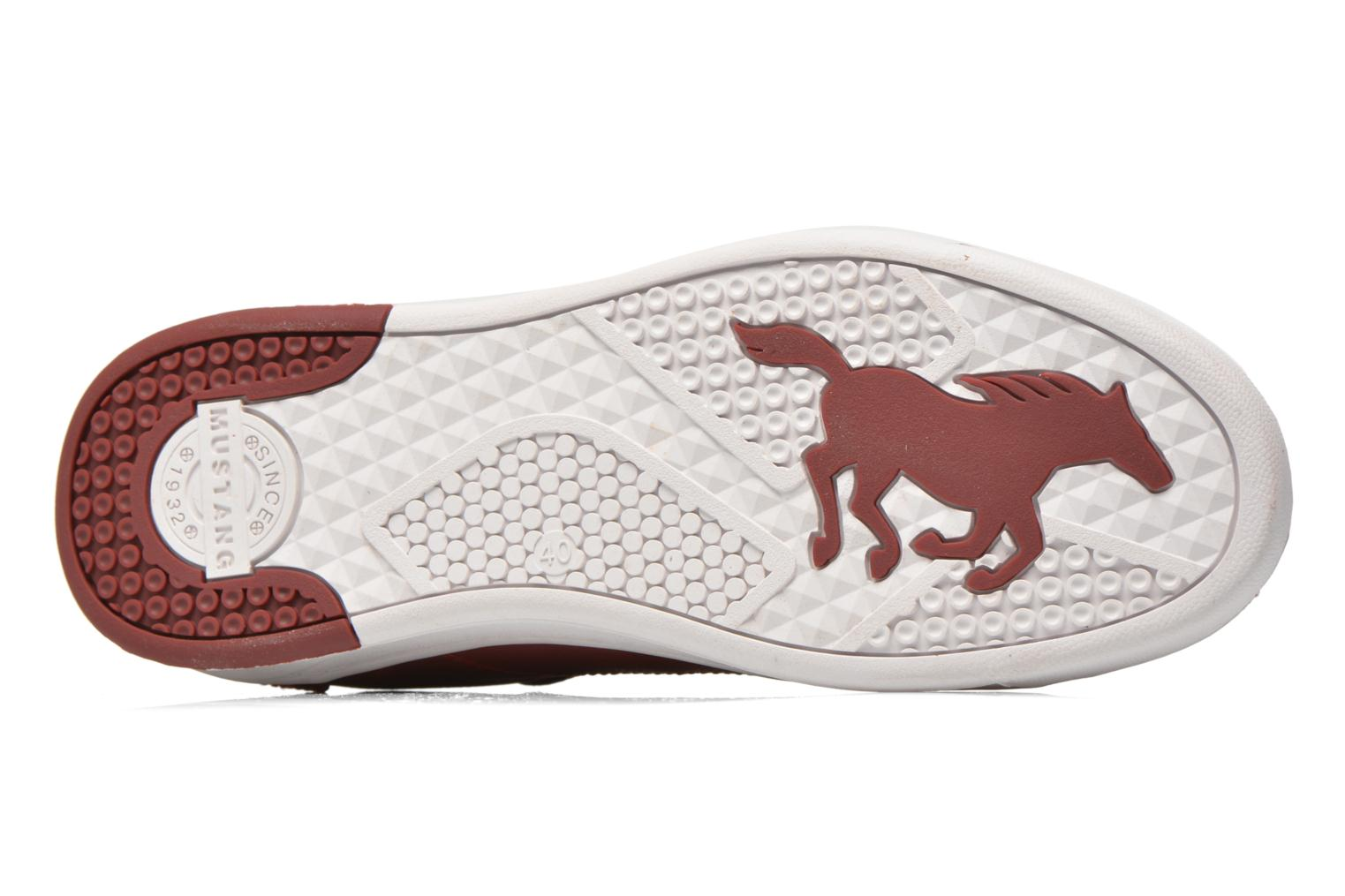 Sneakers Mustang shoes Walala Rosso immagine dall'alto