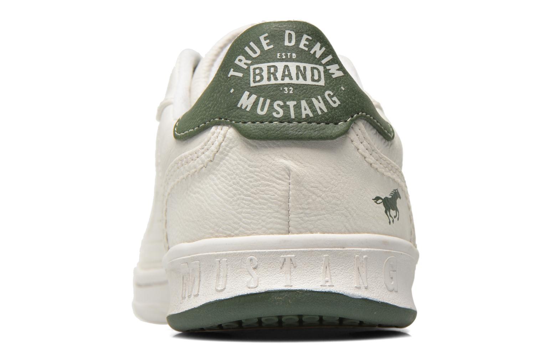 Baskets Mustang shoes Walala 2 Blanc vue droite