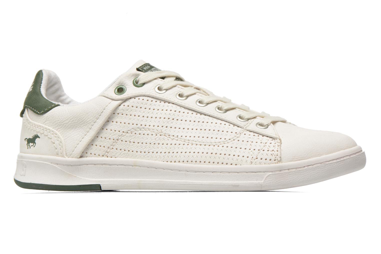 Baskets Mustang shoes Walala 2 Blanc vue derrière